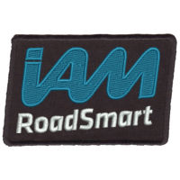 IAM RoadSmart Velcro-backed Badge Thumbnail